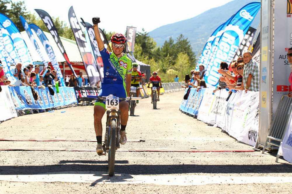 Sandra Santanyes Campeonato de España XCM (Bike Maratón) 2015