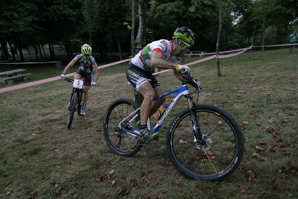 Alex Ordeñana Campeón Del Open De Euskadi MTB 2015 en Categoría Élite 02