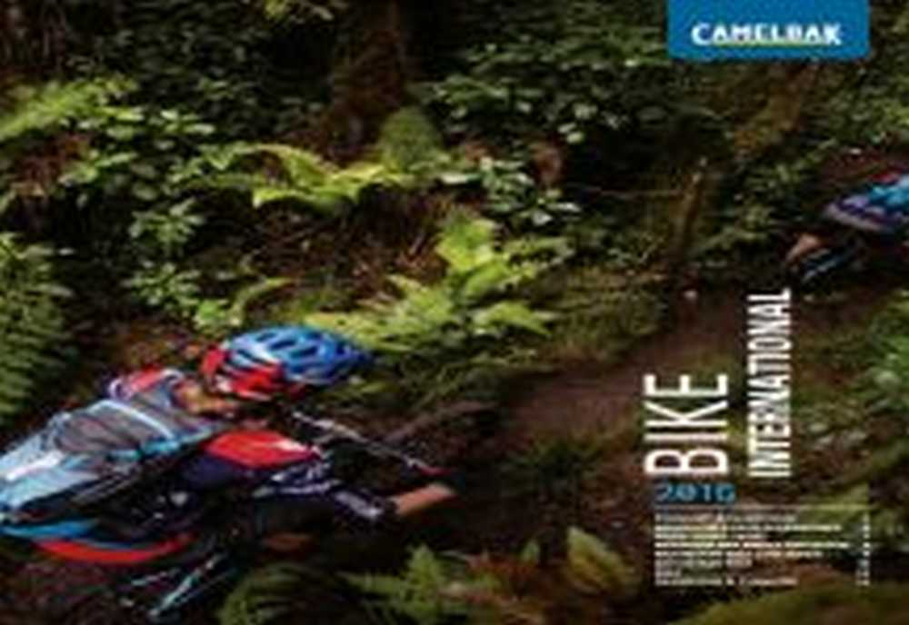 Catálogo Camelbak 2016