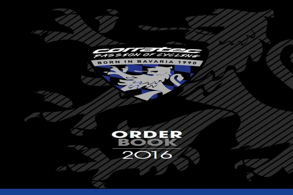 Catálogo bicicletas Corratec 2016