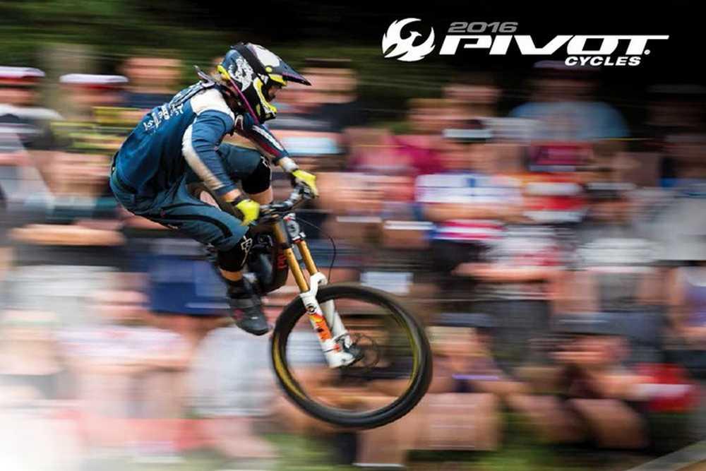 Catálogo bicicletas Pivot 2016