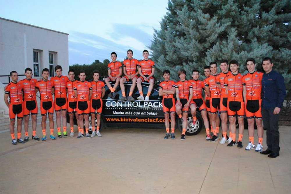 Control Pack, Energía Sub23 correrá la Vuelta Cicloturista a Ibiza Campagnolo 2015