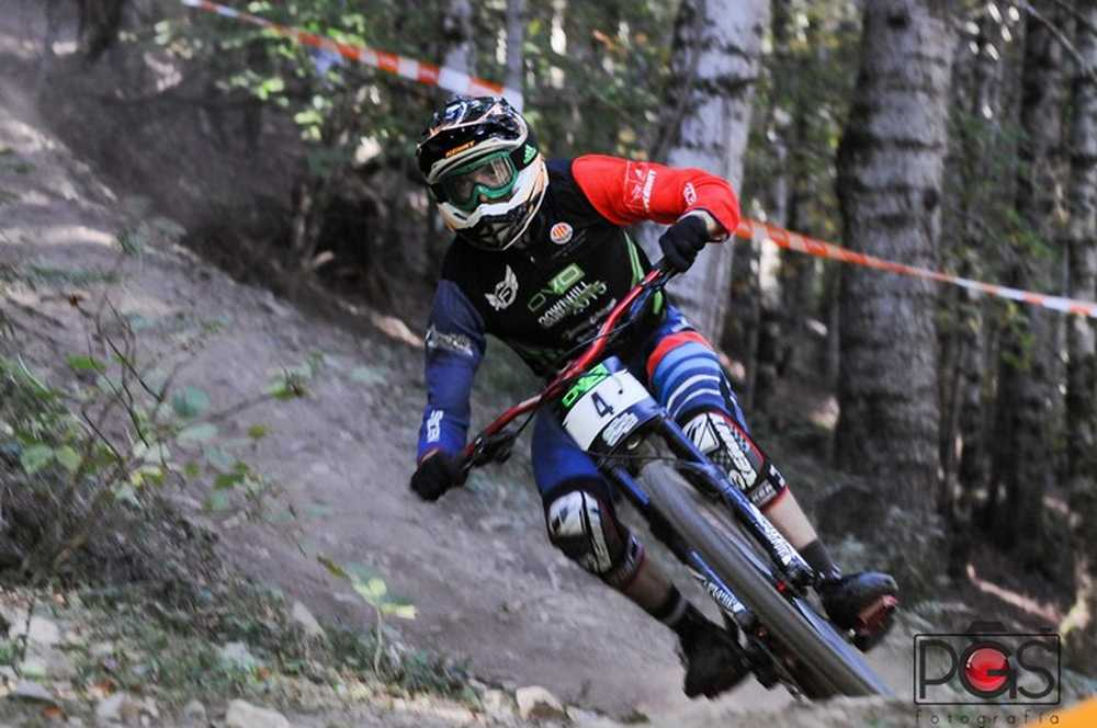 DVO Downhill Cup 2015 en Vielha 09