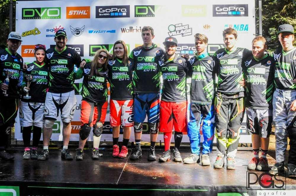 DVO Downhill Cup 2015 en Vielha 13