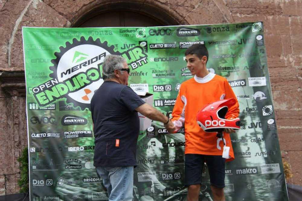 Diego-Cortés vencedor junior del Crónica Open EnduroAstur 2015