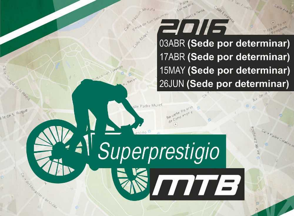 El Superprestigio MTB 2016 ya tiene fechas
