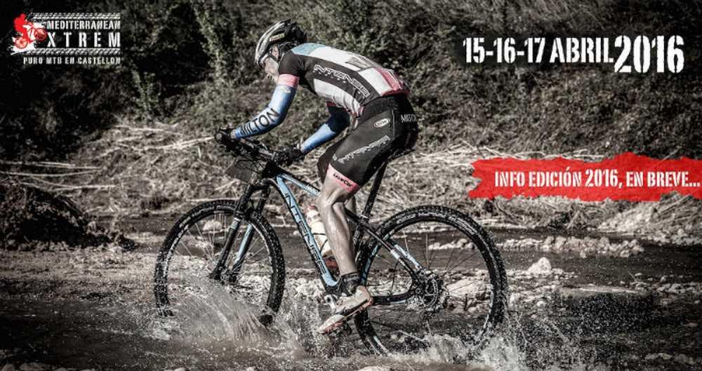La Mediterranean Xtrem 2016 se celebrará del 15 al 17 de abril