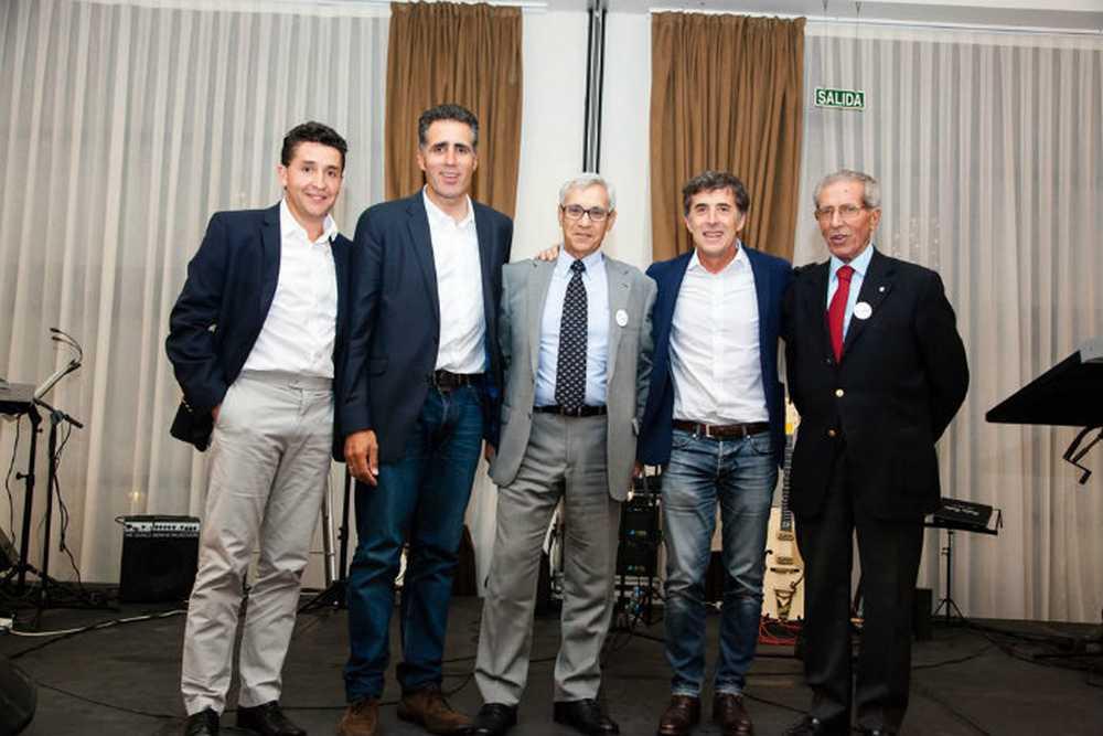 Macario Llorente, 65 aniversario, Ganadores ciclismo