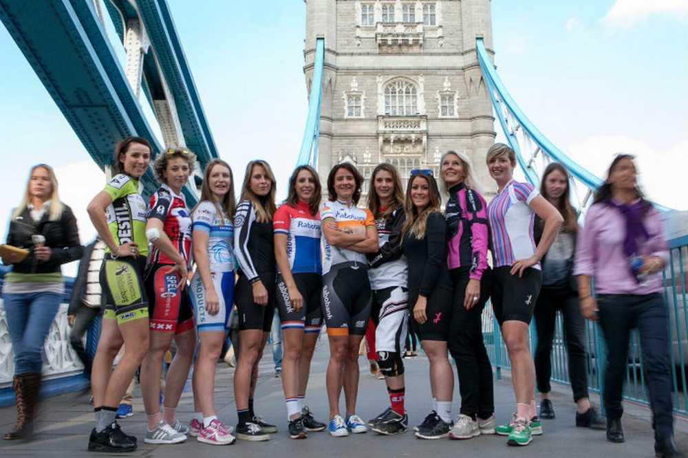"""Marianne Vos y Shimano lanzan """"Strongher"""", para apoyar a las ciclistas femeninas"""