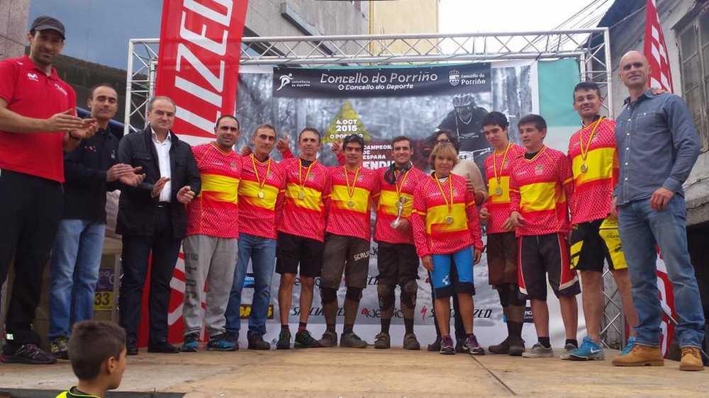 Todos los ganadores Campeonato de España de Enduro 2015