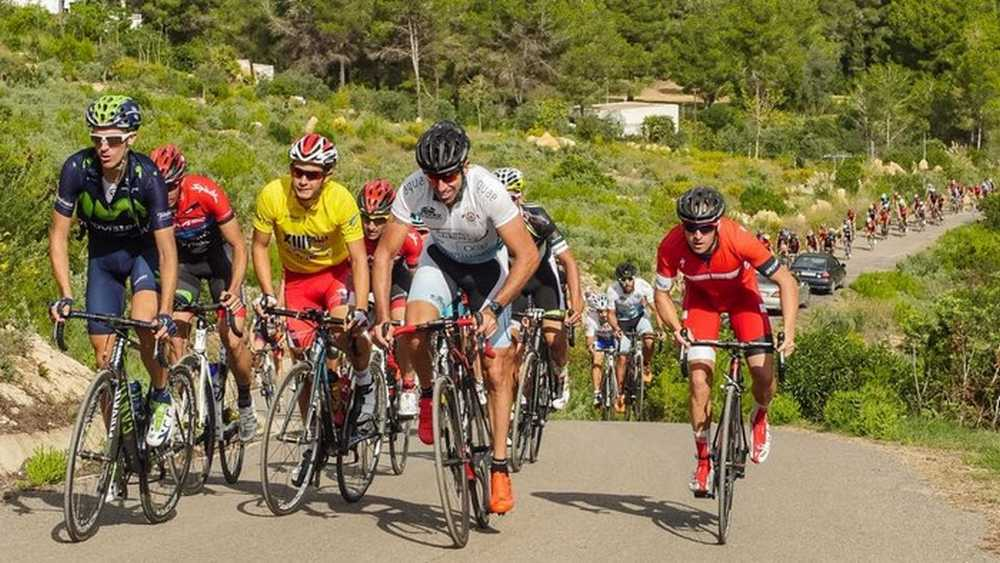XIII Vuelta Ciclista a Ibiza Campagnolo 01