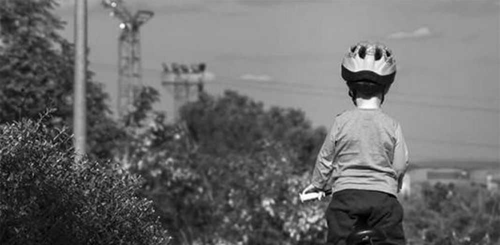 aprender a montar en bicicleta