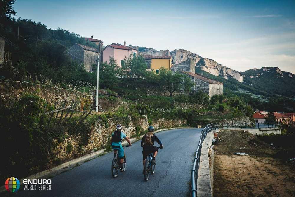 EWS round 7, Ainsa, Spain. Photo by Matt Wragg.
