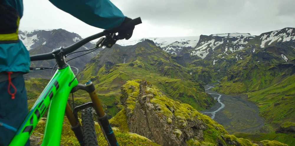 Video: Islandia, un sueño sobre la Yeti SB4.5c - iberobike