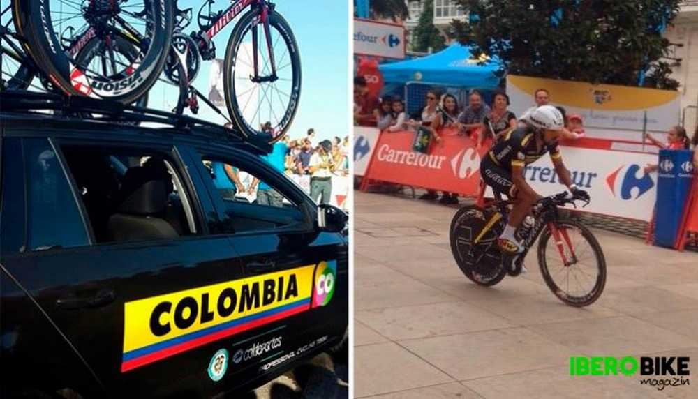 equipo ciclista team colombia