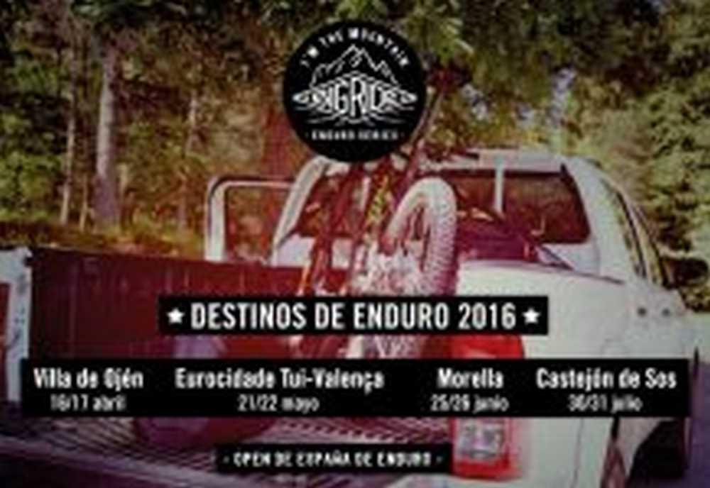 Big Ride Enduro Series presenta su calendario 2016