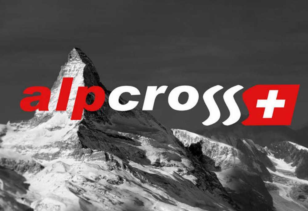Catálogo Alpcross 2016