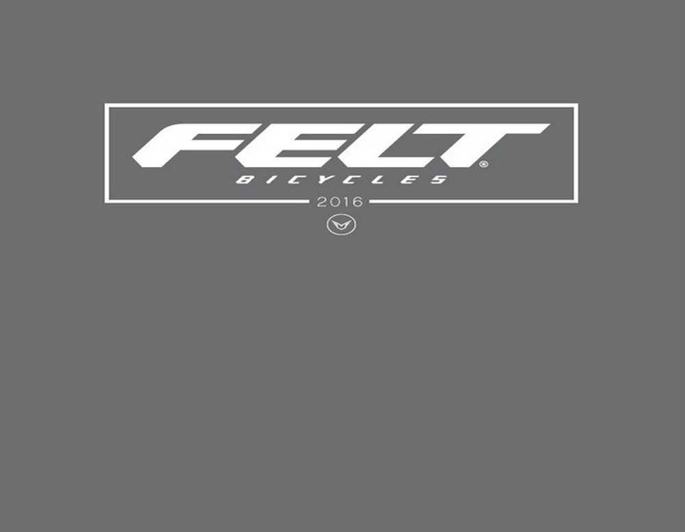Catálogo bicicletas Felt 2016