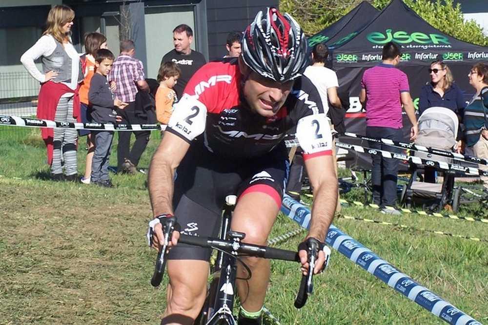 Larrinaga en el XI Trofeo San Andrés de Amezaga-Zuya