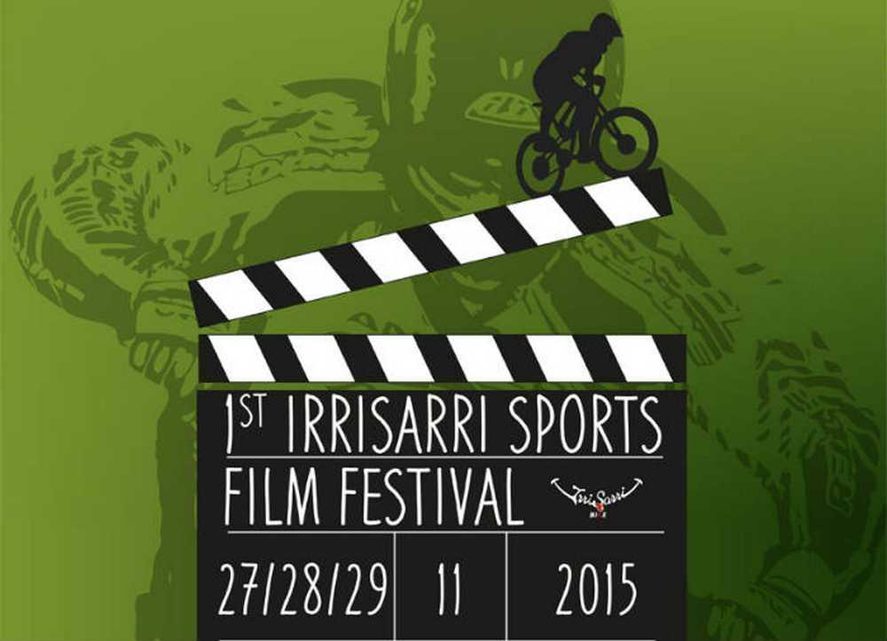 Portada IrriSarri Sport Film Festival