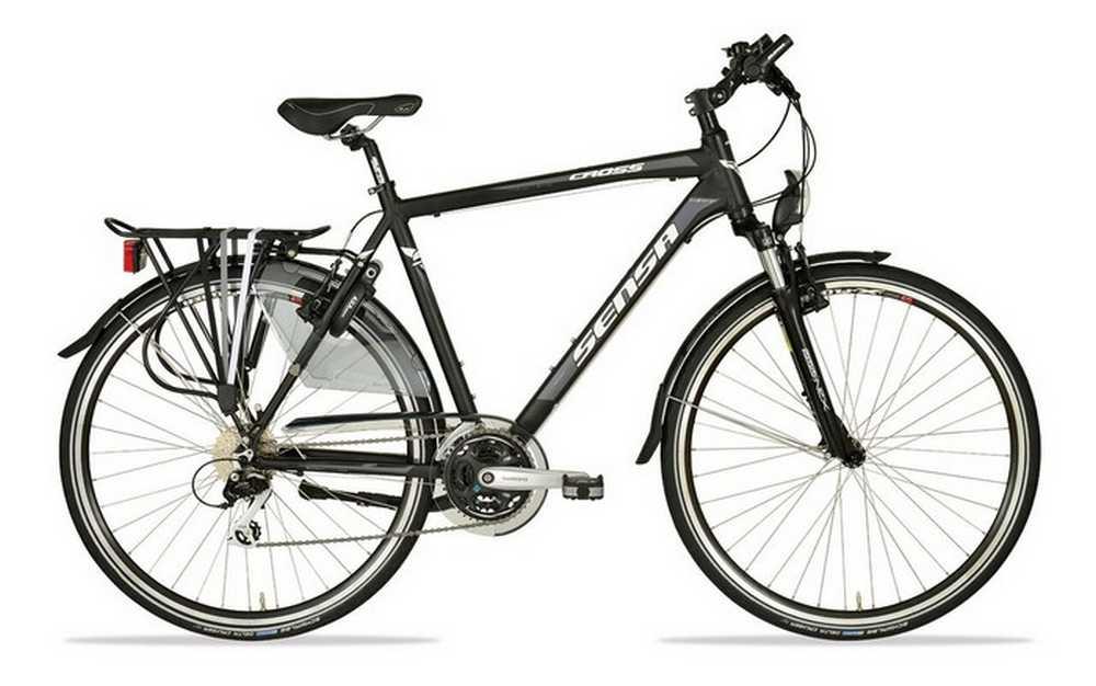 Sensa Bikes Trekking