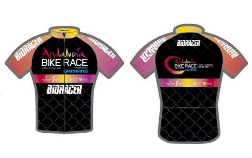 Andalucía Bike Race maillot Bio-Racer