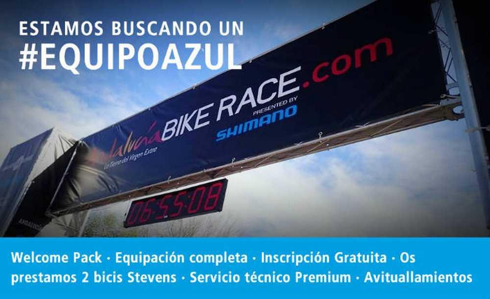 Shimano busca #EquipoAzul para la Andalucía Bike Race 2016