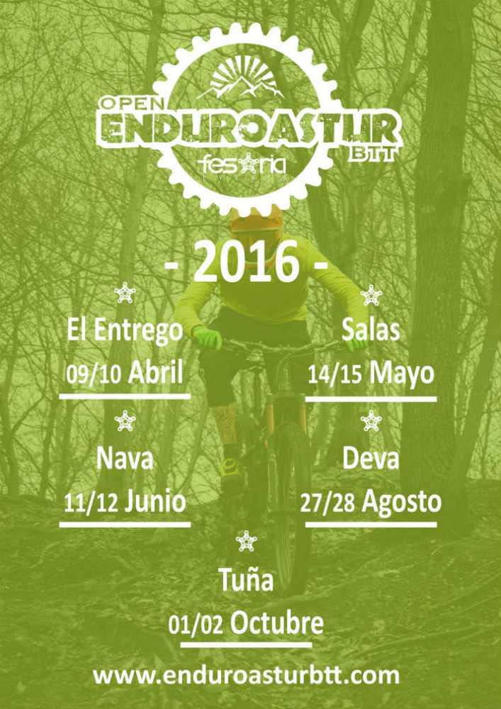 Calendario EnduroAstur 2016