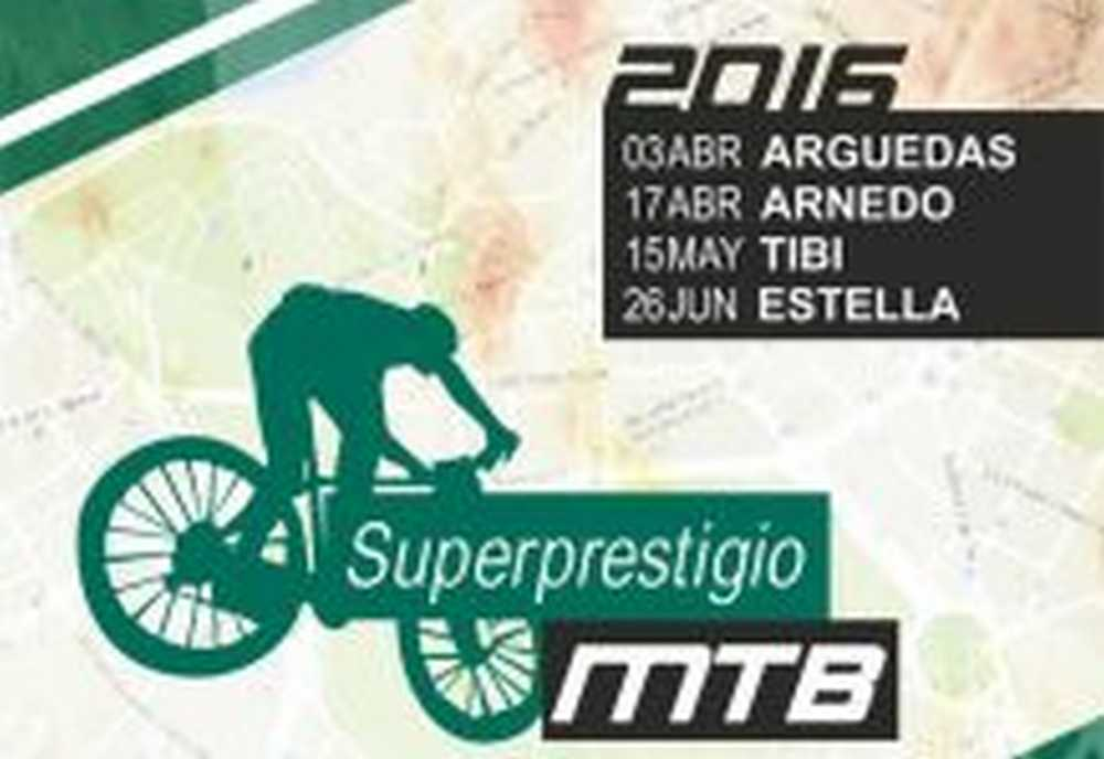 Calendario SuperPrestigio MTB 2016