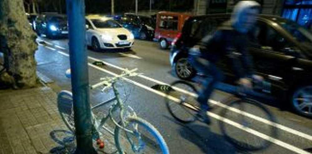 Carta de la viuda de un ciclista atropellado por un camión se dio a la fuga