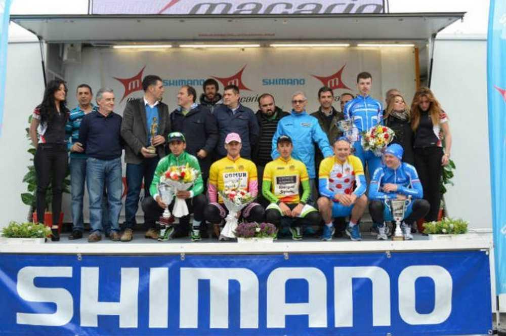 Gran Premio Macario, que cerrará la la Copa de España de ruta 2016