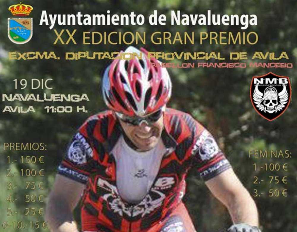XX Gran Premio MTB Excma. Diputación Provincial de Ávila - Navaluenga MTB - Navaluenga (Ávila) - iberobike