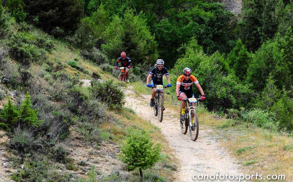 Paisajes de la Vuelta a Burgos BTT 2016