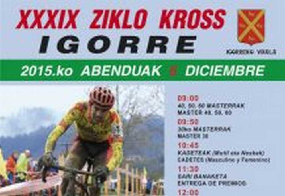 ciclocross igorre
