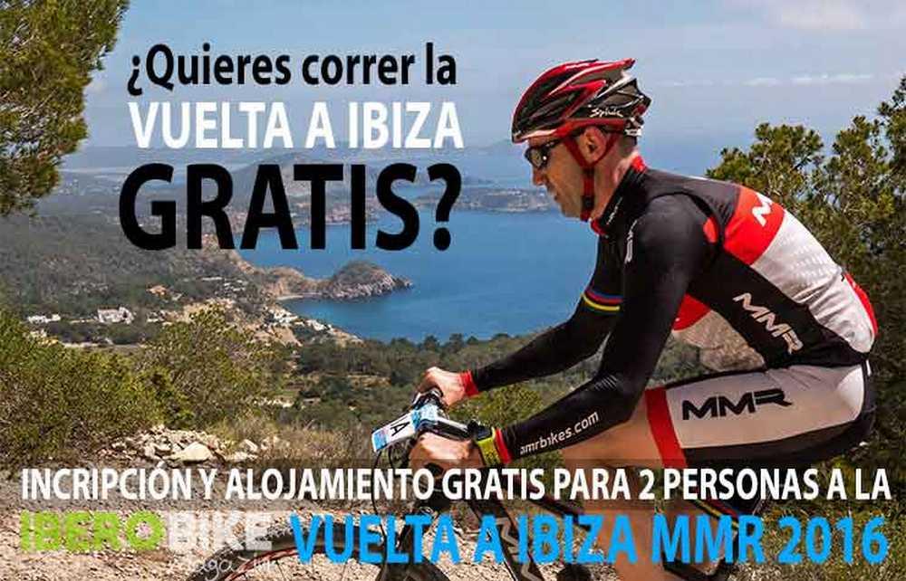 ¿Quieres correr la Vuelta a Ibiza MMR 2016 GRATIS?