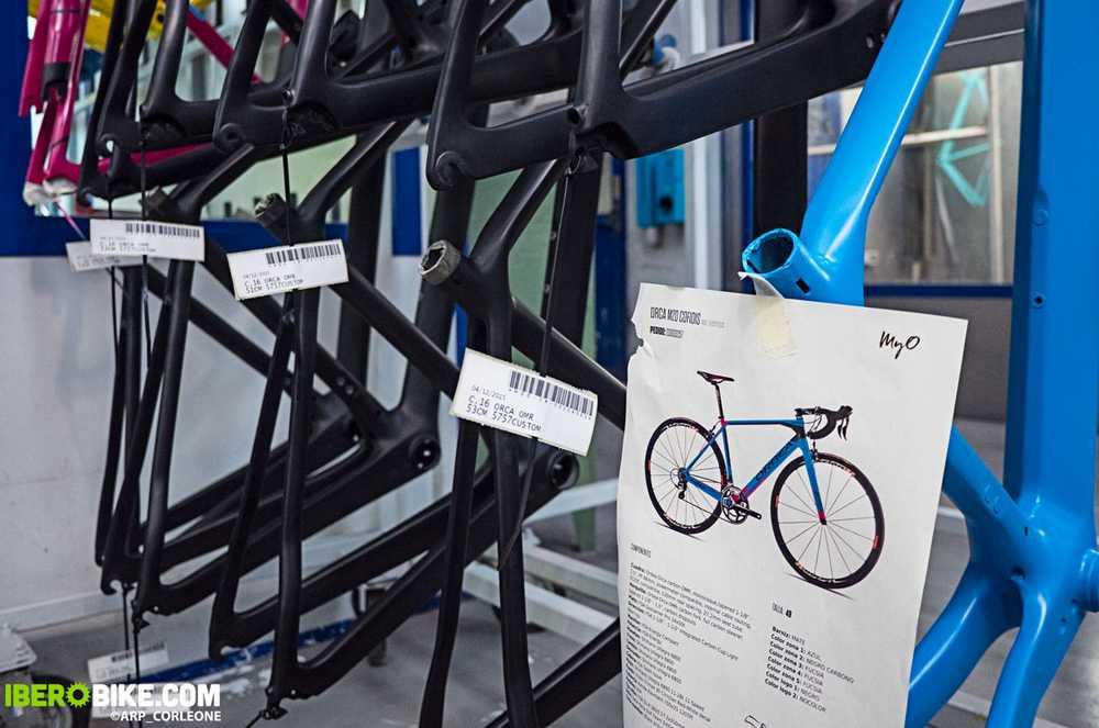 Entrevista: Aitor Otxoa y el programa de personalización de bicicletas Orbea MyO - iberobike