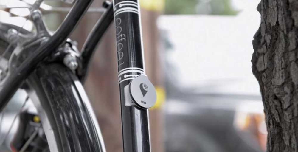 TrackR bravo, localizador de bicicletas low cost - iberobike