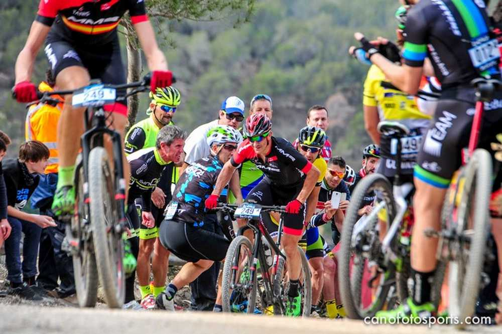 Coloma cronoescalada Costa Blanca Bike Race