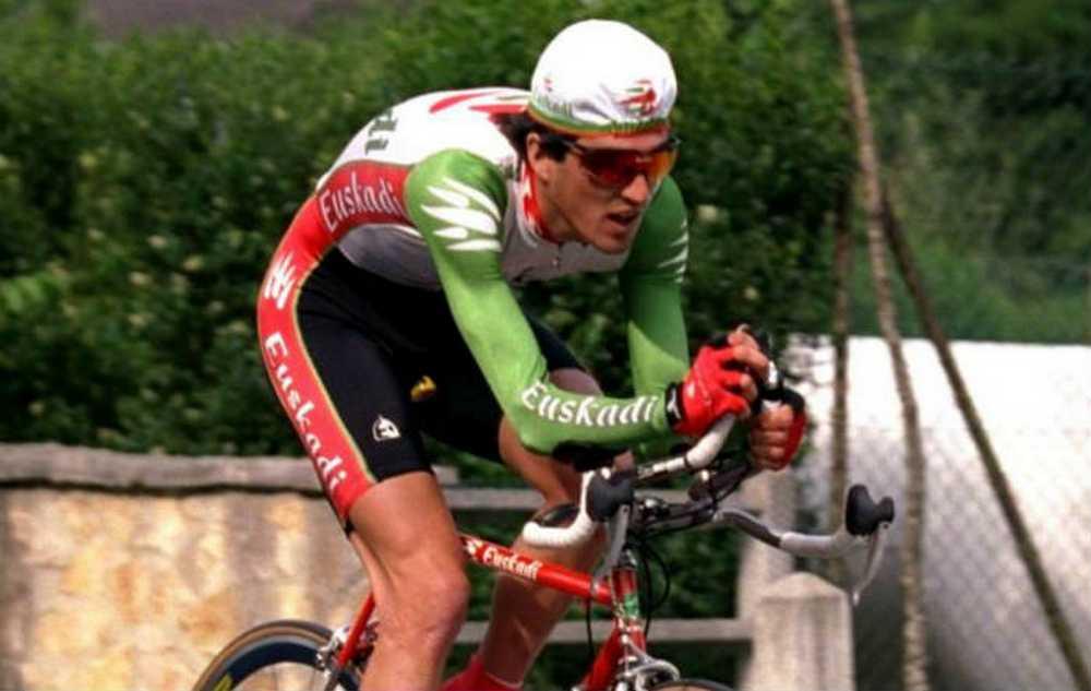 Aitor Bugallo exciclista de Euskaltel-Euskadi fallece en accidente de circulación