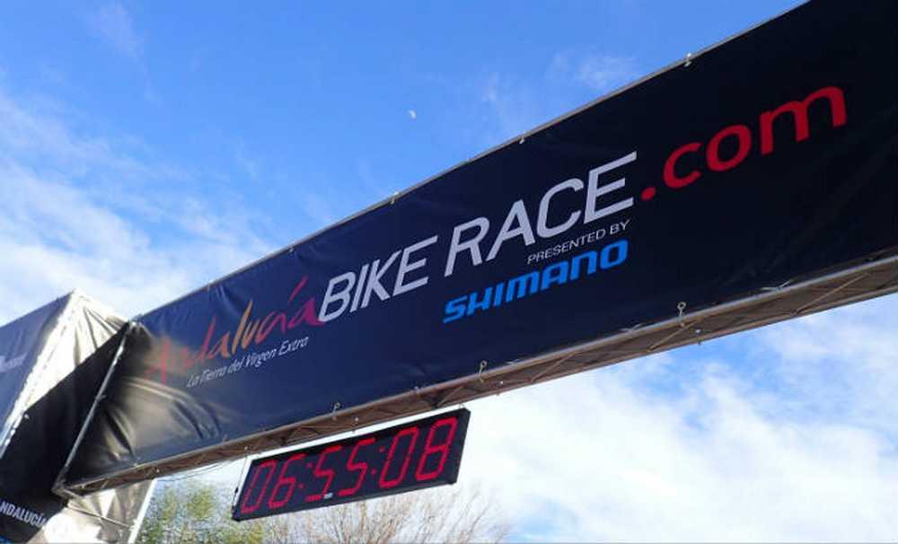 Andalucia Bike Race 2016 - Shimano - Macario
