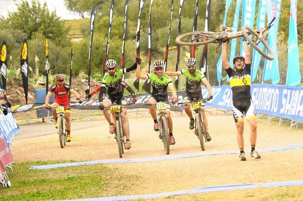 Andalucia Bike Race llegada meta