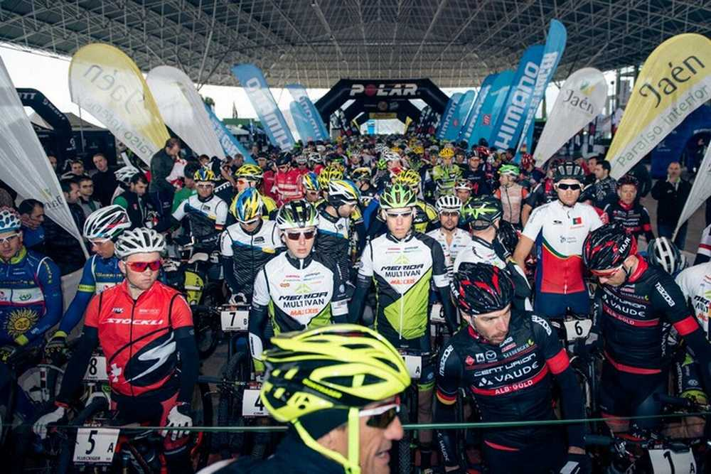 Andalucia Bike Race salida