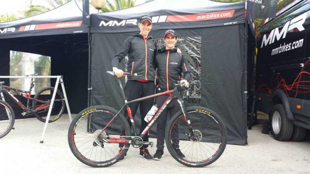 Coloma y Valero del MMR Factory Racing Team inauguran la temporada en la Costa Blanca Bike Race