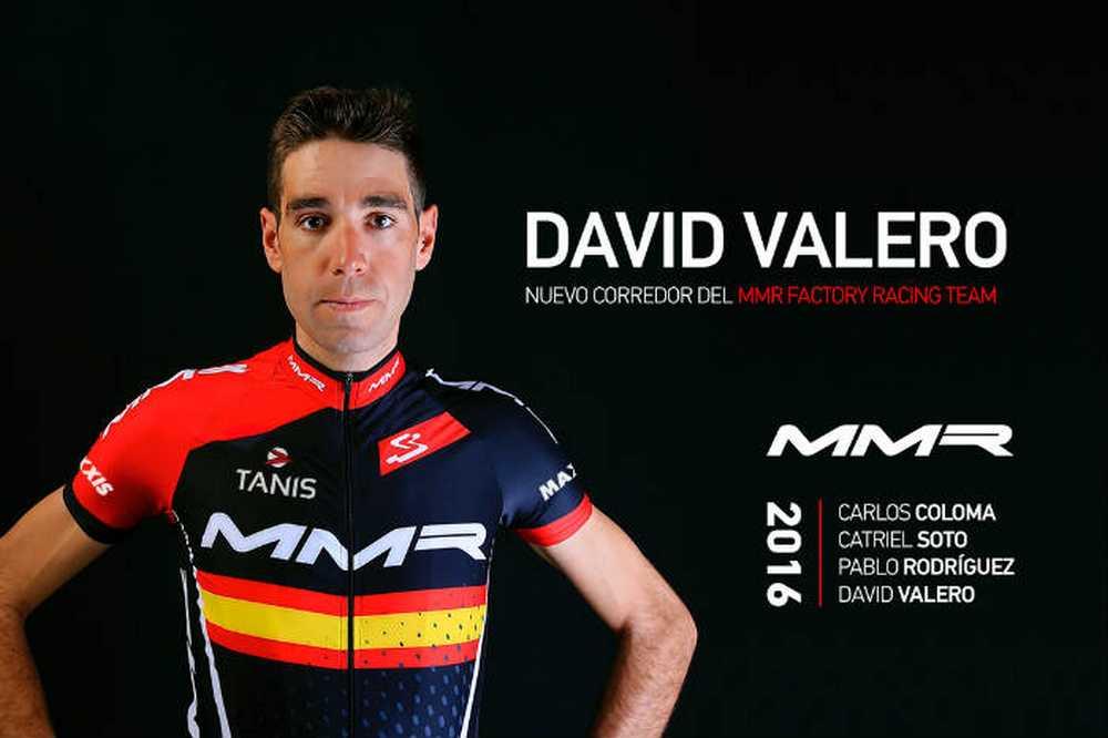 David Valero se une al MMR Factory Racing Team 2016