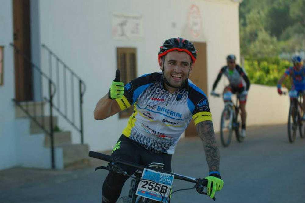 Hector Barberá Vuelta a Ibiza MTB MMR