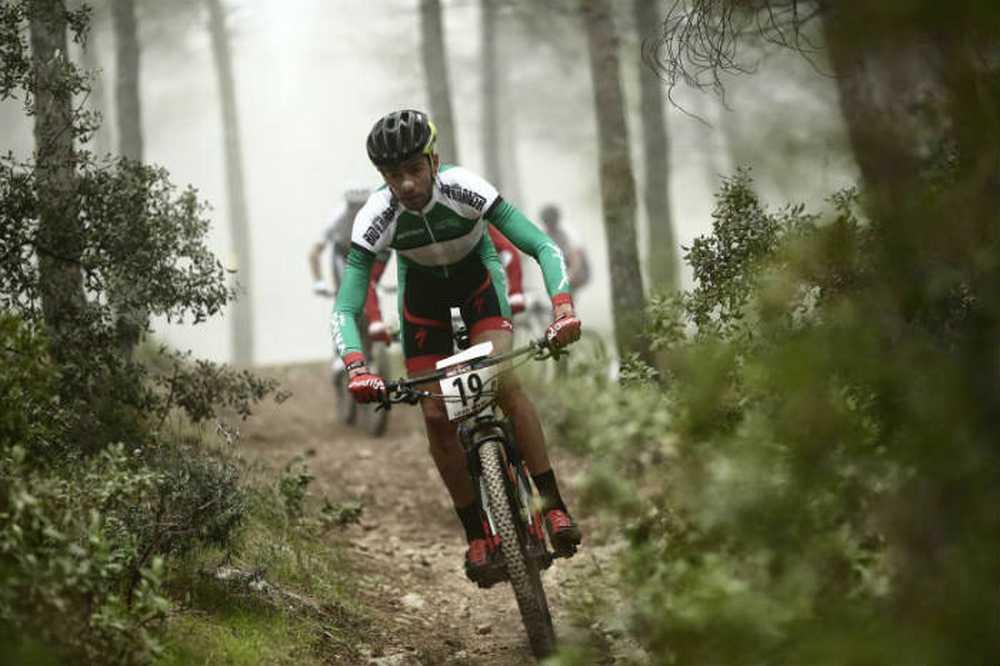 Luis Leao Pinto Andalucía Bike Race presented by Shimano me hace feliz