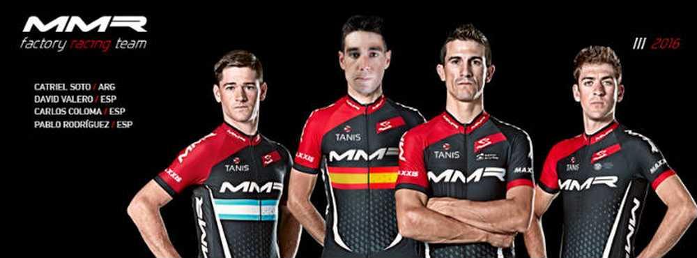 MMR Factory Racing Team 2016