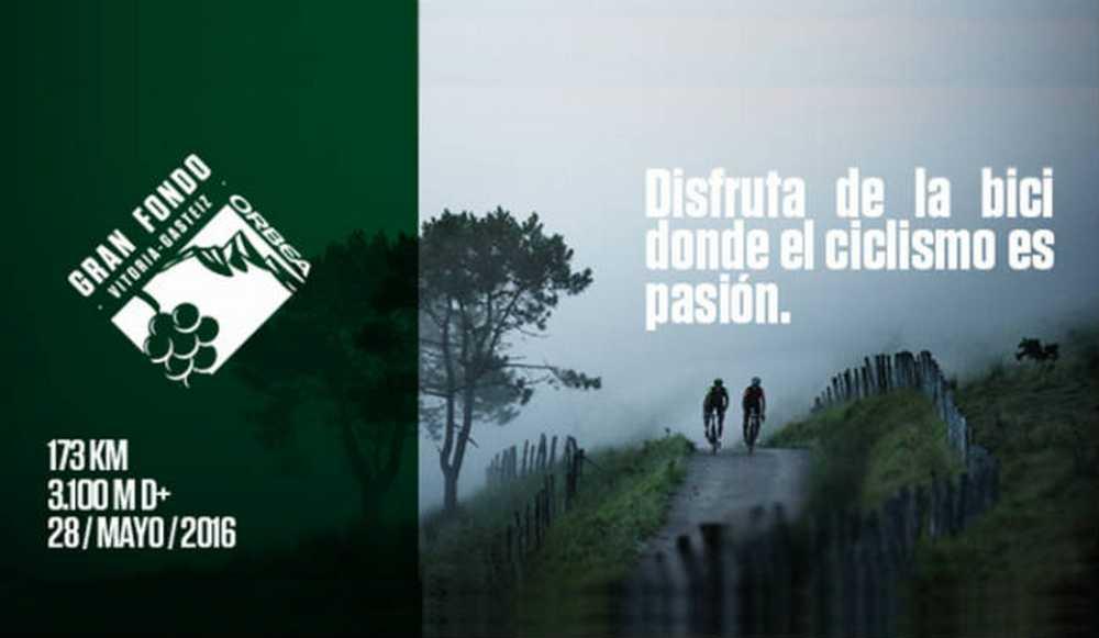 Orbea presenta la Gran Fondo Vitoria-Gasteiz