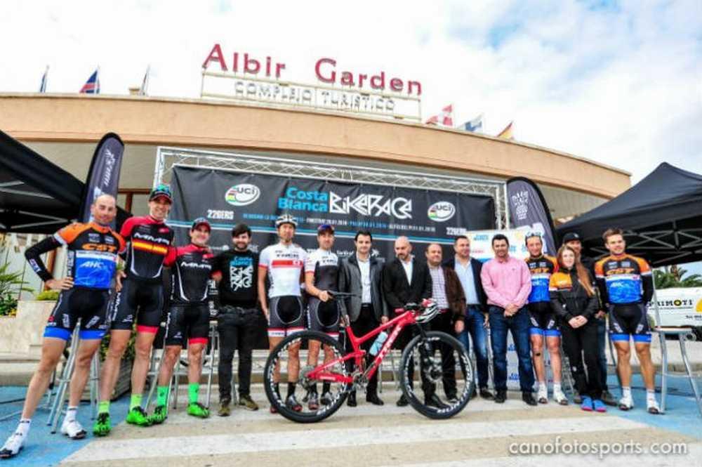 Presentación Costa Blanca Bike Race 2016