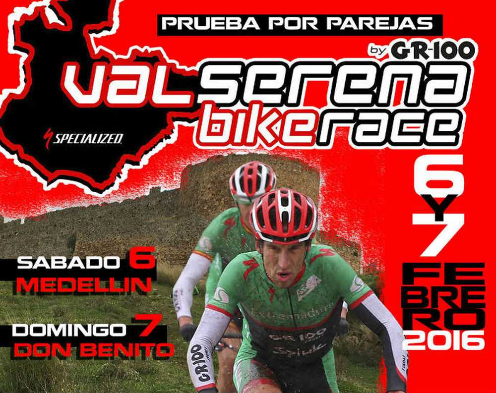 cartel val serena bike race 2016